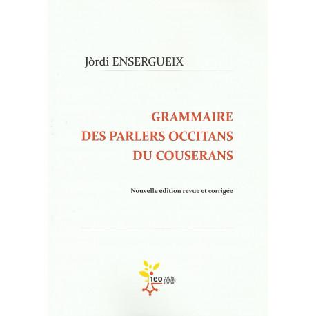 Grammaire des parlers occitans du Couserans - Jòrdi ENSERGUEIX