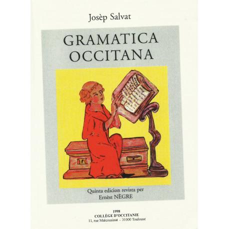 Gramatica Occitana - Josèp SALVAT