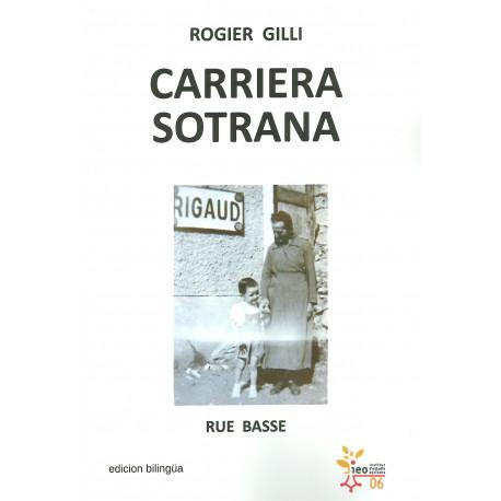 Carriera sotrana e autres racòntes - Rogier GILLI