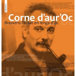 Corne d'aur'Oc - Brassens chanté en langue d'Oc - Volume 5 - Philippe Carcassés (CD)