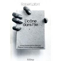L'icône dans l'île - Robert Lafont