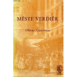Òbras gasconas - Mèste Verdièr - ATS 51