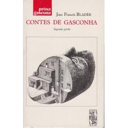 Contes de Gasconha segonda garba - Joan Francés Bladèr - ATS 22-23