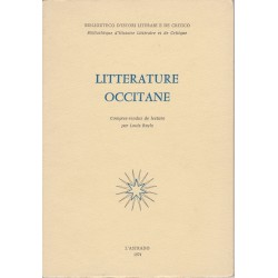 Litterature occitane - Louis Bayle