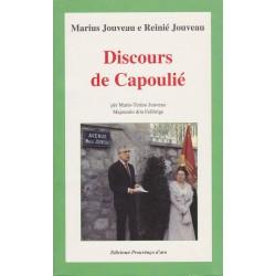 Discours de Capoulié - Marius Jouveau e Reinié Jouveau