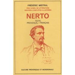 Nerto texte Provençal-Français - Frédéric Mistral