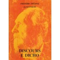 Discours e dicho - Frédéric Mistral