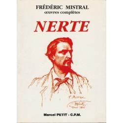 Nerte - oeuvres complètes - Frédéric Mistral