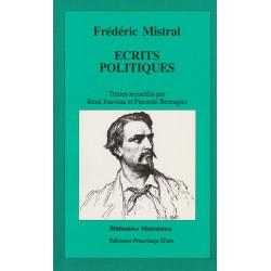 Ecrits politiques - Frédéric Mistral