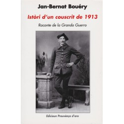 Istòri d'un couscrit de 1913 - Jan-Bernat Bouéry