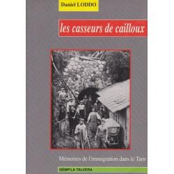 Les casseurs de cailloux – (Livre + K7) - Daniel Loddo