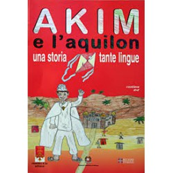 Akim e l'aquilon, (+ DVD) - Collectif
