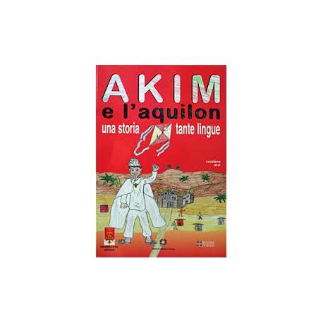Akim e l'aquilon (Livre + DVD) - Chambra d'Oc