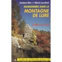 Randonnées dans la montagne de Lure - Josiane Alor - Alexis Lucchesi (épuisé)