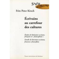 Écrivains au carrefour des cultures - Fritz Peter Kirsch