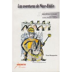 Las aventuras de Nasr-Eddin - Ives Roqueta