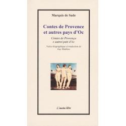 Contes de Provence et autres pays d'Oc – Còntes de Provença e autrei païs d'òc - Marquis de Sade