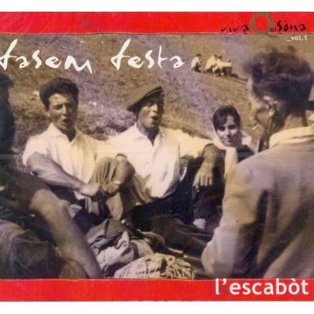 Fasem fèsta - l'Escabòt - CD 2002
