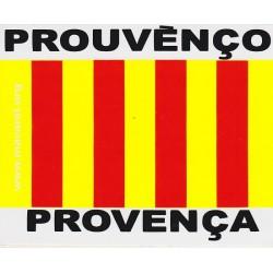Autocollant «Prouvènço – Provença»
