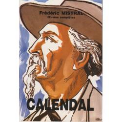 Calendal (broché) – Œuvres complètes - Frédéric Mistral