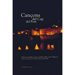 Cançons del Cap del Pont (book and/or CD) - Gabriel Soulages