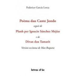 Poèma dau cante Jondo - Federico García Lorca
