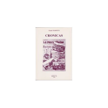 Cronicas- Bulletin n° 8 1990 - Claudi Barsotti