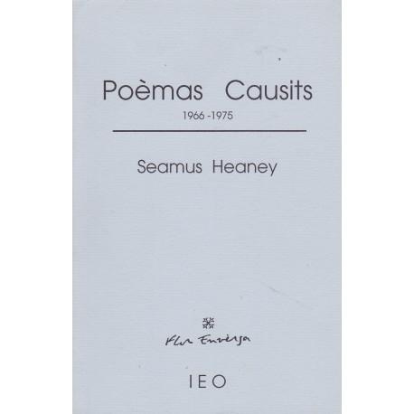 Poèmas Causits (1966-1975) – (Flor Enversa n° 4) - Seamus Heaney