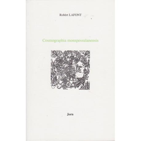 Cosmographia monspessulanensis - Robert Lafont