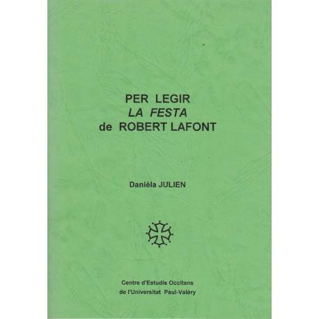 Per legir la Festa de Robert Lafont - Danièla Julien