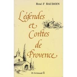 Légendes et contes de Provence - René-F Baudoin