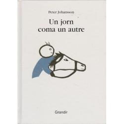 Un jorn coma un autre - Peter Johansson