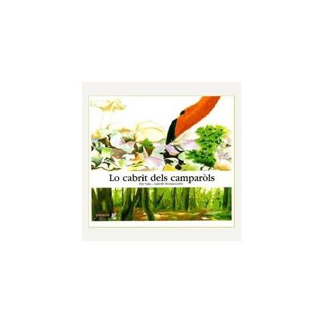 Lo cabrit dels camparòls - (+ CD) - Pèir Salas - Isabelle Morlaàs-Lurbe