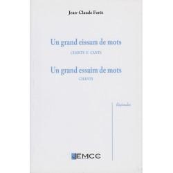 Un grand eissam de mots - Un grand essaim de mots - Jean-Claude Forêt