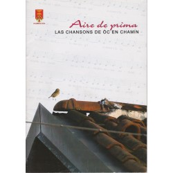 Aire de Prima, las chansons de òc en chamin - Luca Pellegrino