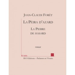 La pèira d'asard - Joan-Claudi Forêt - ATS 112 - IEO Edicions - 2015