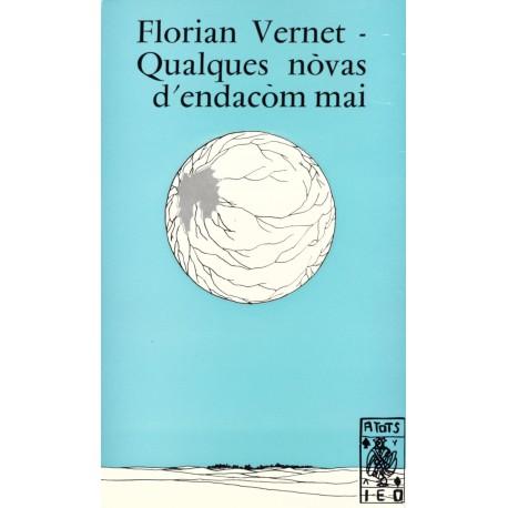 Qualques nòvas d'endacom mai - Florian Vernet