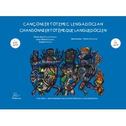 Cançonier totemic lengadocian - Chansonnier totémique languedocien Vol 3.