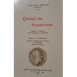 Quand me bressavoun - Antoine-Auguste Thouard - intérieur