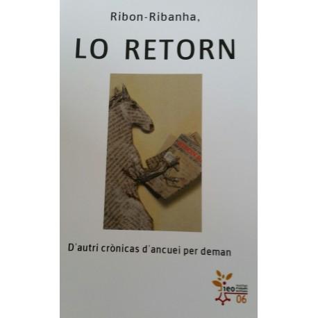 Ribon-Ribanha, Lo Retorn - IEO 06 (Livre) - Couverture