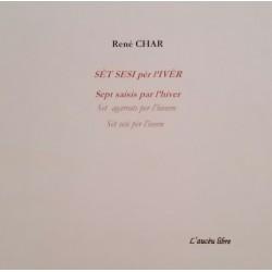 SÈT SESI pèr l'IVÈR - René Char