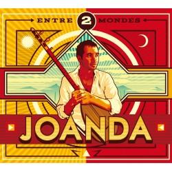 Entre 2 Mondes - Joanda (CD)- Pochette album