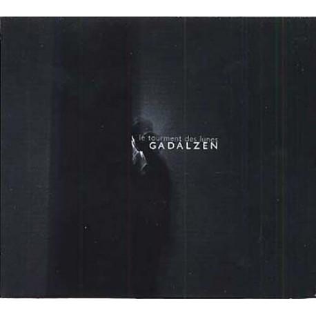 Le tourment des lunes - Gadalzen (CD)