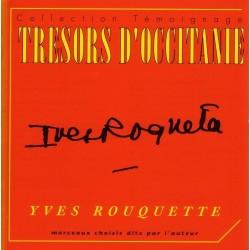 Yves Rouquette - Trésors d'Occitanie (CD)