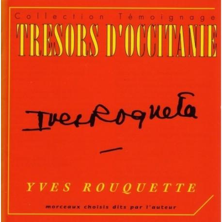 Trésor d'Occitanie - Yves Rouquette (CD)