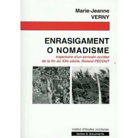 Enrasigament o Nomadisme - Marie-Jeanne VERNY