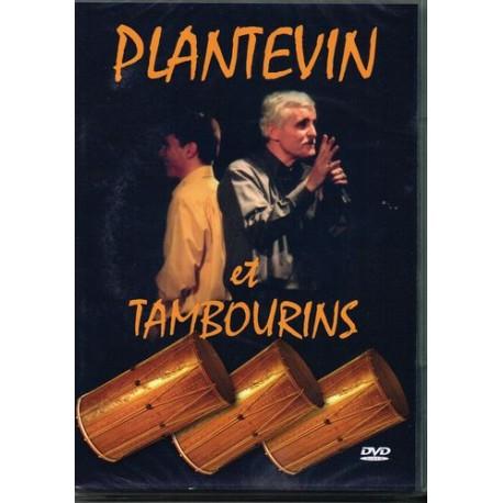 Plantevin et Tambourins (DVD) - Jean-Bernard Plantevin (musique traditionnelle de Provence)