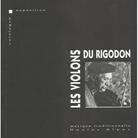 Les Violons du Rigodon - Patrick Mazellier, Olivier Richaume (Livre) - Couverture