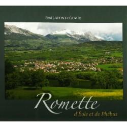 Romette d'École et de Phébus - Fred Lafont-Féraud - Couverture