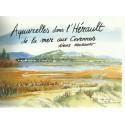 Aquarelles dans l'Hérault - Alexis Nouailhat